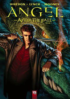 •  Angel: After the Fall est une série de comic books, publiée depuis 2007 par IDW Publishing1. Écrite par Brian Lynch et Joss Whedon, la série est la suite canonique de la série Angel2,3.