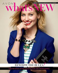 Avon Campaign 18 2015 What's New Brochure Online http://www.makeupmarketingonline.com/avon-campaign-18-2015-whats-new-brochure-online/