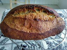 Le Garb: Pão sem sovar por Gabriel Marcos Gabriel, Banana Bread, Desserts, Food, Dessert, Cook, Recipes, Ideas, Meals