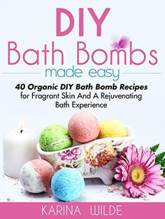 Free eBook Download: DIY Bath Bombs Made Easy | Passionate Penny Pincher