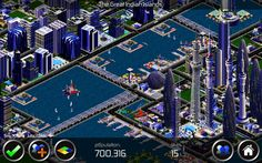 Designer City - The Great Indian Islands city - Innercity river complex with marinas and ports - City Building Game - City Seaview - Download free for Android and IOS  #indiegame #mobilegame #citybuilding