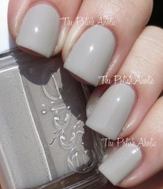 The PolishAholic: Essie Fall 2014 Dress To Kilt Collection Swatches & Review