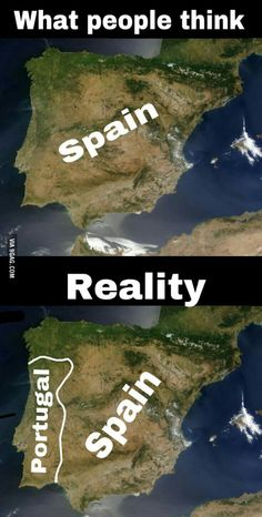 Portugal, being ignored since ever! < agreed xx i love portugal Portuguese Funny, Portuguese Culture, Learn Portuguese, Pll, Best Of 9gag, I Miss My Family, America Funny, Make Em Laugh, Spain And Portugal