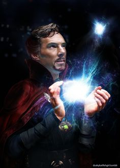 Benedict Doctor Strange Fanart… | HiddleBatch Fans!
