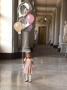 New photos of Princess Leonore have been released to mark her 3rd birthday Feb. 20, 2017