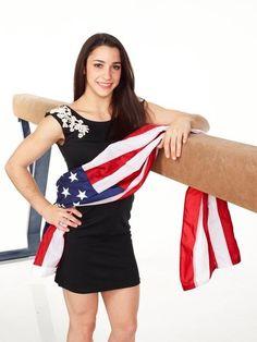 "Alexandra Rose ""Aly"" Raisman is an American gymnas Sport Gymnastics, Artistic Gymnastics, Olympic Gymnastics, Olympic Games, Gymnastics History, Gymnastics Problems, Gymnastics Quotes, Acrobatic Gymnastics, Aly Raisman"