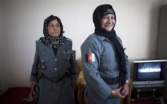 "Afghanistan's top female police officer in the Helmand province was shot dead as she left her home this week. Islam Bibi was a 37-year-old mother of three who had been a role model for other women, even as she faced threats from extremists and her own family for her work. ""Firstly I needed the money, but secondly I love my country,"" she said in April. ""I feel proud wearing the uniform and I want to try to make Afghanistan a better and stronger country."""