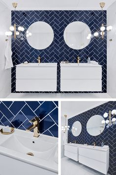 See the styles and start planning your bathroom. Bathroom Sink Decor, Bathroom Kids, Laundry In Bathroom, Bathroom Renos, Bathroom Renovations, Modern Bathroom, Simple Bathroom Designs, Bathroom Design Luxury, Home Room Design