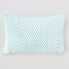 "JR by John Robshaw Kamala Seaglass Decorative Pillow, 12"" x 18""   Bloomingdale's"