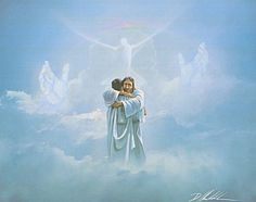 I can only imagine when that day comes when I find myself standing in the Son.   (Mercy Me lyrics)