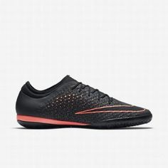 size 40 37931 0f8e4  68.09 nike football boots black,Nike Mens Black Anthracite Black  MercurialX Finale IC