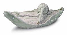 Kyoung Hwa Oh of Grand Junction, Colorado was a 2012 Emerging Artist. Oh created Influenced XII from porcelain in 2011.