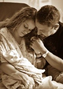 Now I Lay Me Down To Sleep, nonprofit organization that takes photos for families whose babies were born into the arms of God. It breaks my heart!