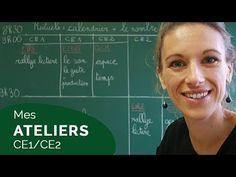 Une journée en ateliers autonomes au cp - YouTube Math Quotes, Teachers Corner, Cycle 3, Teaching French, Parent Gifts, Teaching Tips, Classroom Management, Quizzes, Gossip