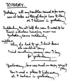 The Beatles featuring Paul McCartney George Harrison John Lennon and Ringo Starr Beatles Quotes, Beatles Lyrics, Beatles Love, Les Beatles, Music Lyrics, Silly Love, All You Need Is Love, George Harrison, Liverpool