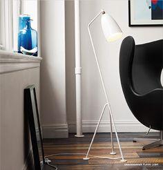 Grasshopper Floor Lamp, Greta Magnusson Grossman
