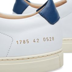 Common Projects Achilles Retro Low - $375