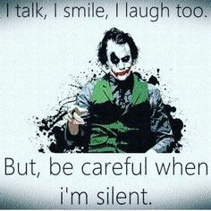 The Joker - Heath Ledger Quotes Best Joker Quotes. The Joker - Heath Ledger Quotes. Why So serious Quotes. True Quotes, Motivational Quotes, Funny Quotes, Inspirational Quotes, Lost Soul Quotes, Quotes Quotes, Sad Sayings, Joker Love Quotes, Badass Quotes