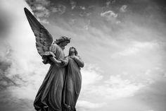 Free Image on Pixabay - Cemetery, Peace, Angel, Sculpture Statues, Top Bible Verses, Statue Ange, Kind Und Kegel, Archangel Raphael, Les Religions, Desenho Tattoo, Angels Among Us, Guardian Angels
