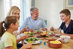 Shared family meals are more likely to be nutritious, and getting everyone together is a chance to reconnect. Here are some simple suggestions for making mealtime into quality family time.