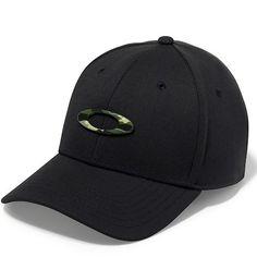 Boné Oakley Tincan Cap Preto 057d0686ccb