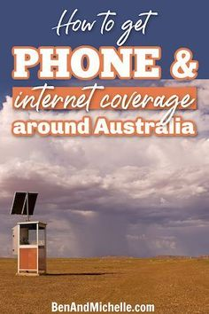 If you're planning a road trip around Australia, you may be wondering how you're going to get consistent phone and internet coverage around the country. We explain mobile network coverage around Australia. Mobile internet in Australia | Mobile phones in Australia | How to get internet in Australia Visit Australia, Australia Travel, Us Travel, Travel Tips, Scuba Diving Australia, Satellite Phone, Camper Van Life, Australian Beach, Check Email