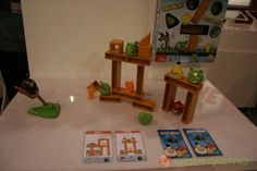 Games For Kids Angry Birds: Knock On Wood Game
