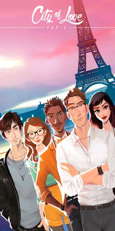 Come have fun in City of Love: Paris! http://colp.ubi.com Win a free gift with the code YIcvgl!  #PlayCOLP