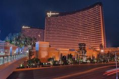 Wynn hotel, Las Vegas favourite-places-and-spaces