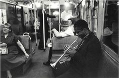 donald byrd, new york city, 1959. credit: william claxton