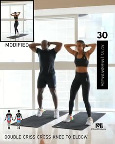 Fitness Workouts, Full Body Hiit Workout, Hiit Workout At Home, Gym Workout Videos, Gym Workout For Beginners, Fitness Workout For Women, Kardio Workout, Cardio Hitt Workout, Workout Challenge