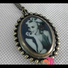 """Selling this """"Marilyn Monroe Watch Necklace"""" in my Poshmark closet! My username is: ntracy21. #shopmycloset #poshmark #fashion #shopping #style #forsale #Accessories"""