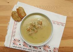 Czech Recipes, Ethnic Recipes, Cheeseburger Chowder, Good Food, Menu, Soups, Menu Board Design, Soup, Clean Eating Foods