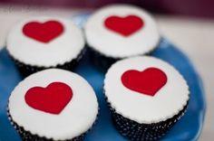 cupcake para casamento - Pesquisa Google