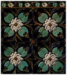R. Bordalo Pinheiro: azulejo e materiais de construção