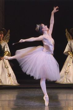 One of our own dances with the NYC ballet!