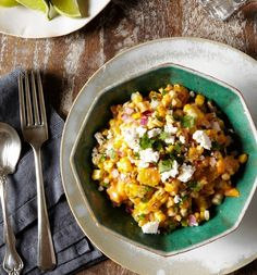 One of my favorites: Elote Corn Salad With Pimentón-Mayo via @wsj #recipe #foodie