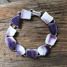 Wampum Bracelet Native American wampum jewelry by BeachwoodStreet