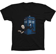 doctor who t shirt from casualshirt by DaWanda.com