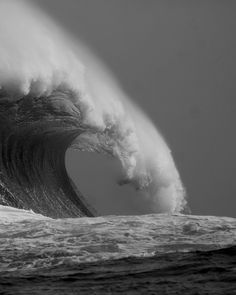 Wind + Friction + Ocean Surface = Wave Energy = Beauty Clean Energy Investing from EcoPush http://ecopush.com