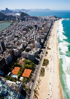 Rio de Janeiro, waiting for 2014 FIFA World Cup and the 2016 Olympic Games