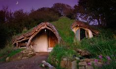 How to build sustainable homes without spending a penny From Earthships to underground houses, The Moneyless Man says building low-impact housing for free is theoretically possible