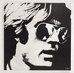 Original Art Robert Redford by ROOM SERVICE