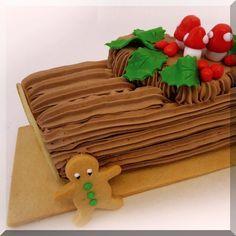 ΑΠΟΛΑΥΣΤΙΚΟΣ ΚΟΡΜΟΣ Το κλασικό χριστουγεννιάτικο γλυκό που μπορούμε να το απολαμβάνουμε όλες τις εποχές του χρόνου