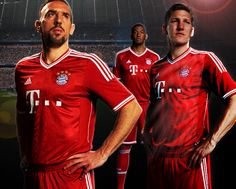 Bayern Munich, the favorites to win the 2014 Champions League