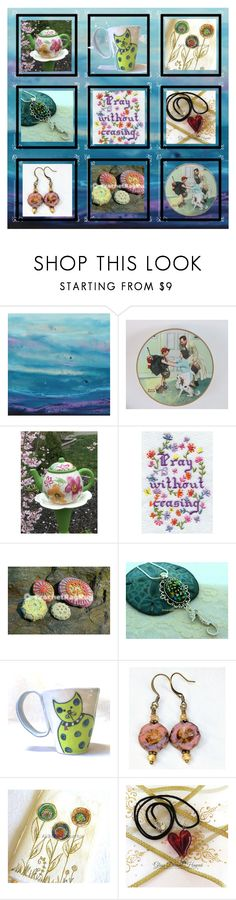 SpecialtT A New Day A New Dawn by charmedbybonnie on Polyvore featuring Pocket Book
