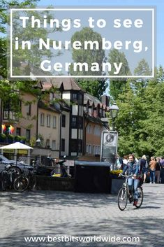 I had 48 Hours in Nuremberg, Germany and wanted to do as many things as I could.  Here is a list of the things to see in Nuremberg Germany that can't be missed!    Nuremberg | Nürnberg | Germany | Nazi History | Asparagus | Sausages | Beer #Nuremberg #Nürnberg #Germany #Asparagus #Sausages #Beer