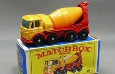 1968 Foden Concrete Truck - Gallery: The 50 Coolest Matchbox Cars | Complex