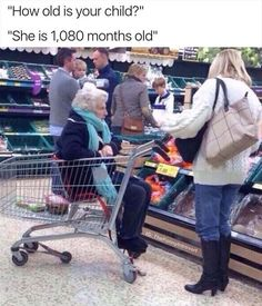 how-old-is-she funny pictures with captions pictures funny