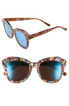 Gentle Monster 'Luck and Fate' 52mm Sunglasses available at #Nordstrom